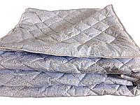 Одеяло-покрывало летнее холлофайбер микрофибра двуспальное 180x210, фото 1