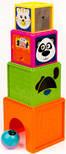 Развивающая игрушка Занимательные блоки Sensory B kids (003066S), фото 3