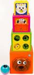 Развивающая игрушка Занимательные блоки Sensory B kids (003066S), фото 4