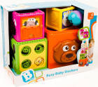 Развивающая игрушка Занимательные блоки Sensory B kids (003066S), фото 2