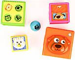 Развивающая игрушка Занимательные блоки Sensory B kids (003066S), фото 5