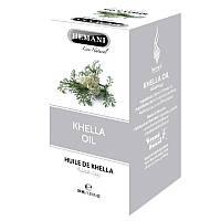 Натуральное масло Амми (Хелла)  Khella Oil Hemani, фото 1