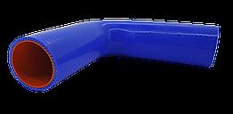 Патрубок (150 мм х 150 мм) (135` - угол) (d=40 толщ = 4 мм)