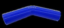Патрубок (150 мм х 150 мм) (135` - угол) (d=45 толщ = 4 мм)