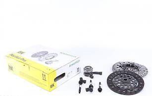Комплект сцепления+ выжимной Renault Trafic 2.5dCi/DTi, 01-, 99kw, d=230mm LuK (Германия) 623 3159 33