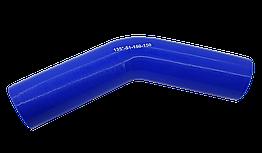 Патрубок (150 мм х 150 мм) (135` - угол) (d=50 толщ = 4 мм)