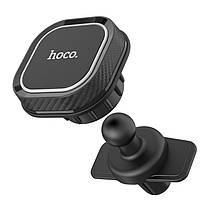 Автомобильный держатель Hoco CA52 Intelligent Black, фото 3