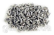 Заклепка Ø2.5 алюмінієва ГОСТ 10299-80, DIN 660 з напівкруглою головкою