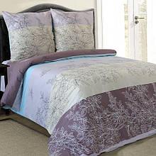 Комплект постельного белья от украинского производителя бязь Миндаль Семейный