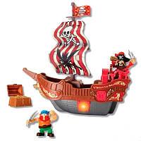 Игровой набор Пиратский корабль keenway K10754
