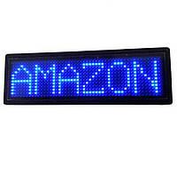 Светодиодный бейдж для реклами LED Display