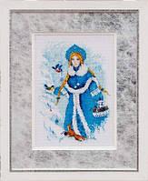 """Набор для вышивания Риолис  """"Снегурочка"""""""