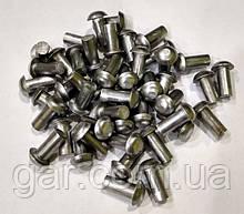 Заклепка Ø10 алюмінієва ГОСТ 10299-80, DIN 660 з напівкруглою головкою