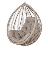 Подушка в кресло кокон Трапеция