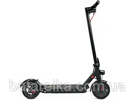 Двоколісний Електросамокат Crosser E9 Premium Чорний 7.8 Ah/350W+ Apps з додатком