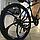 """Велосипед стальной на литых дисках 26"""" BMW рама 17"""" Чёрный, фото 10"""