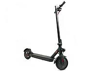 """Складной двухколесный электросамокат для взрослых и детей Crosser E9 Premium Чёрный 7.8Ah/500W Air 10"""" Inch, фото 1"""