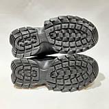 36,38,39 р  Женские кроссовки модные стильные из эко-кожи весенние отличного качества Черные, фото 8