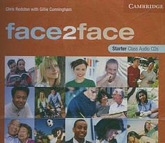 Face2face. Starter Class Audio CD Set (3 CD)