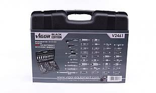 Набор ключей (172 шт) VIGOR (Германия) V2461N