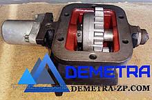 Коробка відбору потужності КОМ КАМАЗ-5511 під насос НШ. Роздатки Камаз 5511-4202010-20