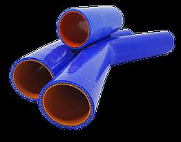 Патрубки радиатора ЗиЛ-130 (к-т 3 шт)