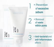 Пенка для чувствительной и проблемной кожи Pyunkang Yul Acne Facial Cleanser