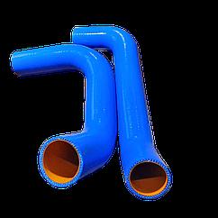 Патрубки радиатора ГАЗ-3307 (к-т 2 шт)