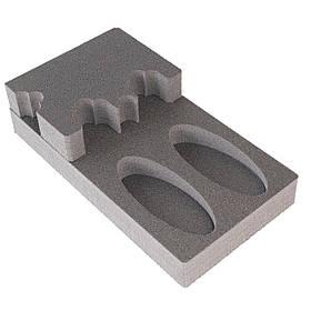 Комплект держатель ствола FDO2 + ложемент под приклад DFDO2 на два ствола (ружья) с оптикой