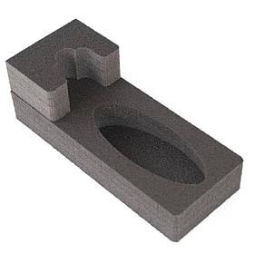 Комплект держатель ствола FD1 + ложемент под приклад DFD1 на один ствол (ружье)