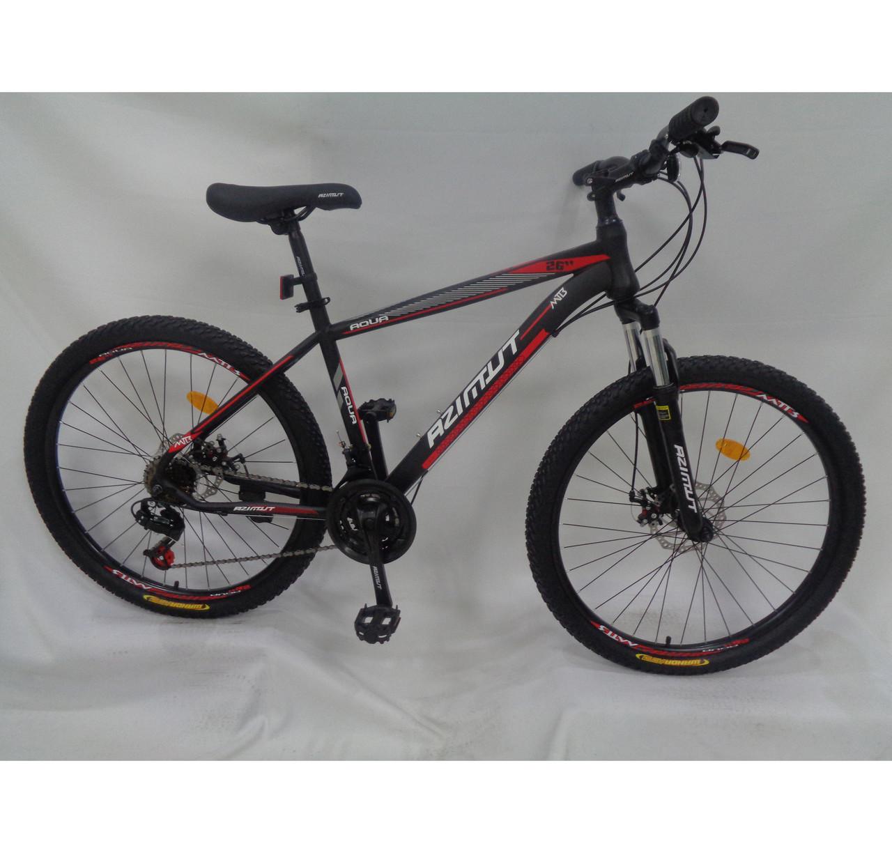 Велосипед Azimut Аква Skilful FRD 26 х 17