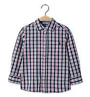Рубашка на мальчика C&A (Германия) р 110,  128 см