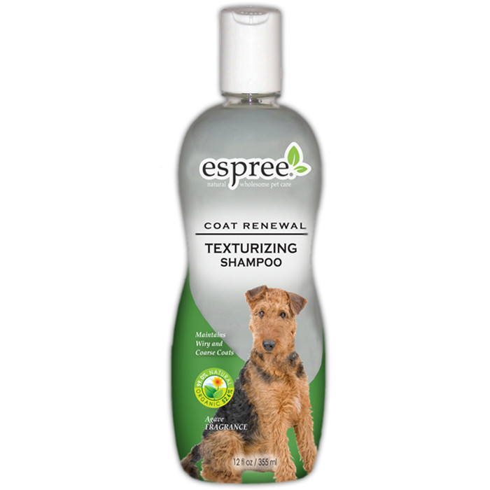 ESPREE Texturizing Shampoo Профессиональный шампунь для ухода за грубой и жесткой шерстью 0,355мл - ЗооШик в Одессе
