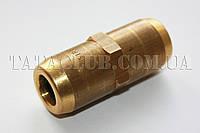 Фитинг с штифтовой перегородкой (трубка d12х9;m=16х1,5;L=53mm) SIRIT
