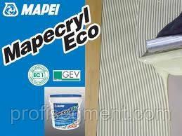 Клей для натурального і ПВХ лінолеуму Mapecryl ECO 16kg -Мапекрил Еко ,Харків