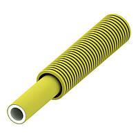 Универсальная многослойная труба TECE PE-Xc/Al/PE для сис. внутр. газоснабжения d25x3,5мм, в гофре, бухта 25м