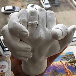 Зліпки рук