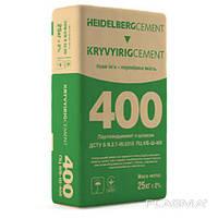 Цемент М:400 25кг