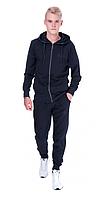 Мужской спортивный костюм Модные мужские спортивные костюмы темно синий