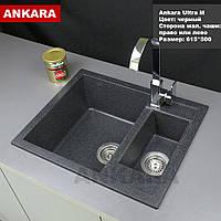 Кухонная мойка из искусственного камня Ankara Ultra M