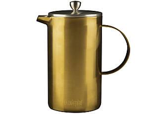 Кофейник с двойной стенкой CreativeTops CT La Cafetière Edited 1 л Золотистый (5201340)