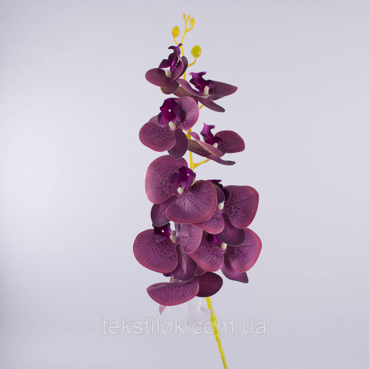 Орхідея латексна леопард 107 см штучні Квіти