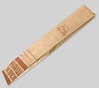 Пакет для багета 570х90х40 (Бурый крафт), фото 1