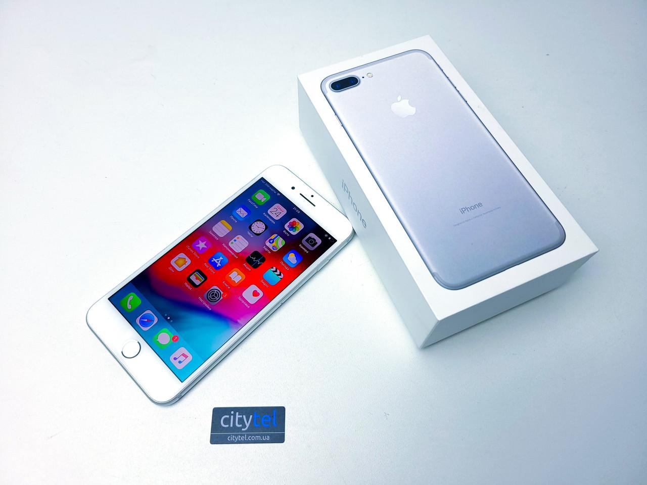 IPhone 7 Plus Silver 256Gb NEVERLOCK
