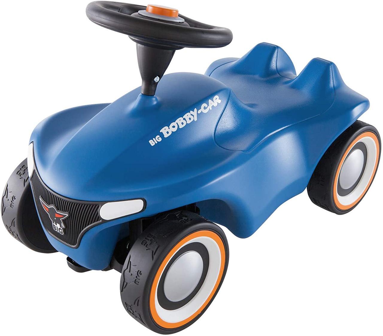 Машинка Big каталка Нео блакитна Bobby Car Neo Blue 56241