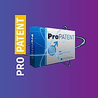 Капсулы для потенции Пропатент, таблетки для восстановления потенции ProPatent, Пропатент от импотенции PS