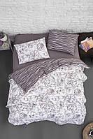 Постельное белье First Choice Flanel - Rozen Lilac
