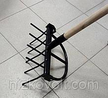 Вила з розпушувачем (лопата-культиватор)