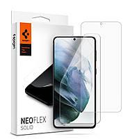Захисна плівка Spigen для Samsung Galaxy S21 - Neo Flex (AFL02549)
