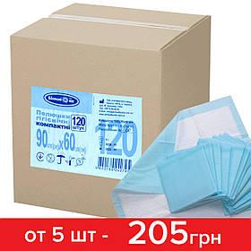 Пеленки гигиенические Білосніжка 90х60 см (30 шт)